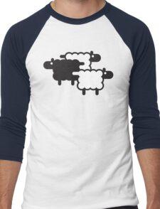 Black Sheep Men's Baseball ¾ T-Shirt
