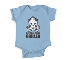 Natural born griller One Piece - Short Sleeve