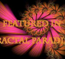 Feature Banner no. 1 Fractal Paradise by lacitrouille