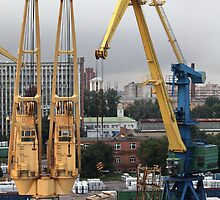 portal cranes by mrivserg
