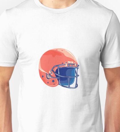 American Football Helmet WPA Unisex T-Shirt