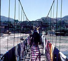 Swinging Bridge by Eva Kato