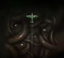 World War Cthulhu by Jon Hodgson