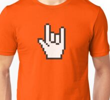 Rock - Pointer Unisex T-Shirt