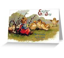 Happy Easter - Children's Greeting Card Greeting Card