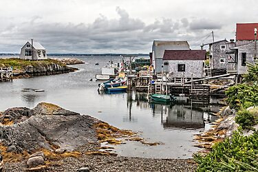 Blue Rocks by PhotosByHealy