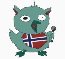 norwegian rock star Kids Clothes