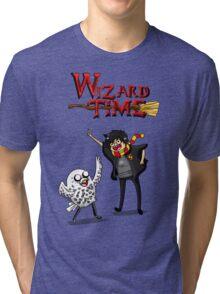 Wizard Time! Tri-blend T-Shirt