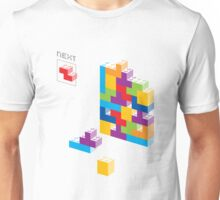 BrickTris Unisex T-Shirt