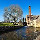 Lower Slaughter Mill by Billy Hodgkins