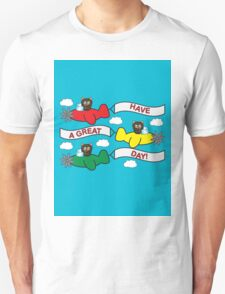 Flying Bears T-Shirt
