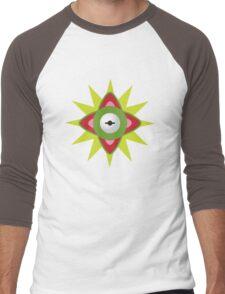 The All Seeing Muppet Eye Men's Baseball ¾ T-Shirt