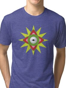 The All Seeing Muppet Eye Tri-blend T-Shirt
