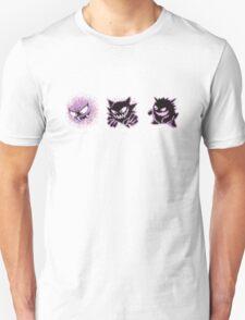 Gastly evolution  T-Shirt