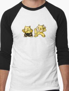 Drowzee evolution  Men's Baseball ¾ T-Shirt