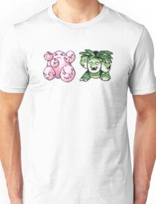 Exeggcute evolution  Unisex T-Shirt