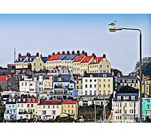 St Peter Port, Guernsey Photographic Print