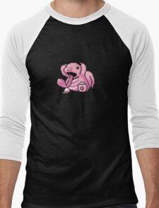 Lickitung evolution  Men's Baseball ¾ T-Shirt
