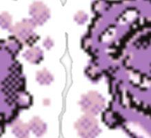 Koffing evolution  Sticker