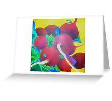 radi Greeting Card