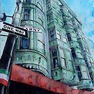 Kearny Street by Louisa McHugh