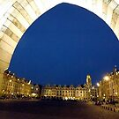 Arras at night by graceloves