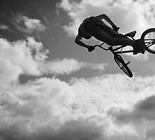 BMX Air by Ronan Hickey