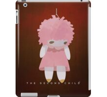 The Second Child iPad Case/Skin