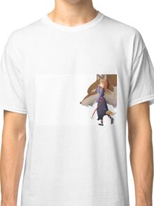 Holo the wise wolf - Spice and Wolf Classic T-Shirt