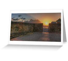 San Juan Greeting Card