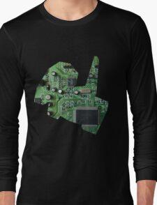 Porygon used Conversion Long Sleeve T-Shirt