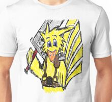 Scribble Choco Strife Unisex T-Shirt