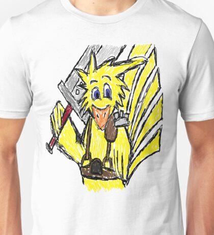 Scribble Choco Strife Unisex T-Shirt