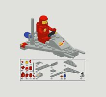 Lego Space Scooter (vector art) Unisex T-Shirt