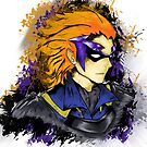 Fire Emblem Awakening - Gerome by scribbleworx