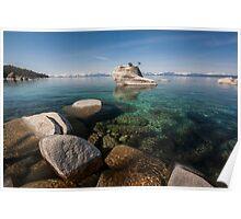 East Shore Lake Tahoe I Poster