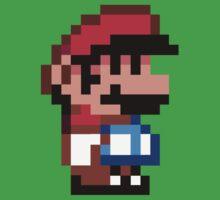 Mini Mario by erndub