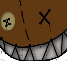Smiles The Bear Sticker