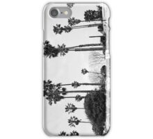 Summer California Black and White iPhone Case/Skin