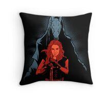 The LARP Queen Throw Pillow