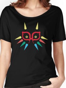 Majora's Mask Tribal Women's Relaxed Fit T-Shirt