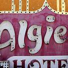 Pan AM #35 - Algiers by fenjay