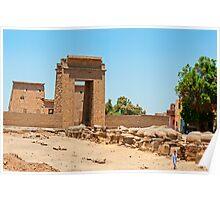 Karnak, Luxor Poster