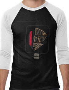 Ship in A bottle Tee Shirt Men's Baseball ¾ T-Shirt