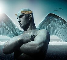 the torment of Icarus by vinpez