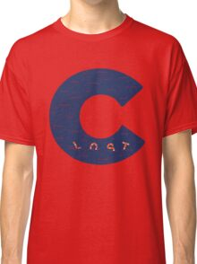 Lost at C Classic T-Shirt