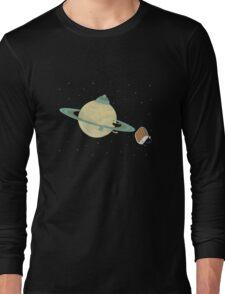 Space Heater Long Sleeve T-Shirt