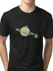 Space Heater Tri-blend T-Shirt
