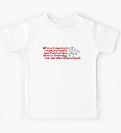 Red Rover Kids Tee