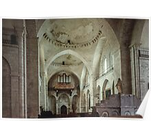 C17 reconstruction of Church Souillac 19840227 0048 Poster